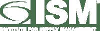 ISM Logo REG White-1